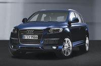 Audi Q7 S Line : une finition sportive pour le SUV aux anneaux