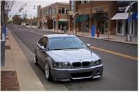 Une BMW M3 superbe et des photos extraordinaires!!