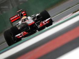 F1-Corée: Enfin une pole pour Hamilton !