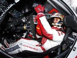 WRC Suède SS1 : Loeb annonce la couleur