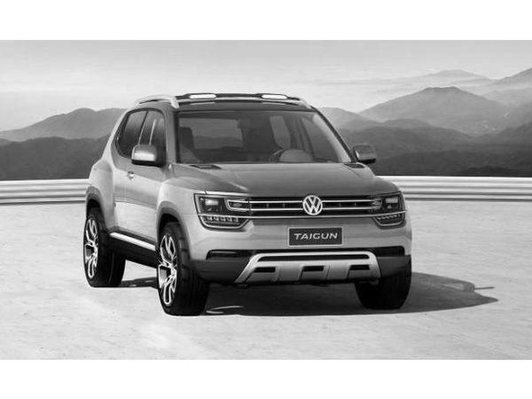 Volkswagen annule le SUV urbain dérivé du Taigun Concept