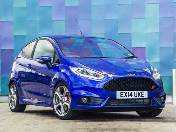 Une Ford Fiesta ST plus puissante à venir ?