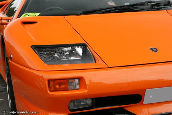 Photos du jour : Lamborghini Diablo SV
