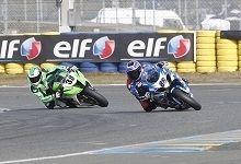 FSBK - Le Mans: Da Costa gagne avec la Suzuki et Salchaud malgré le froid
