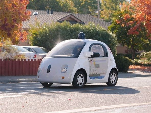 Les Etats-Unis reconnaissent l'intelligence artificielle comme conducteur
