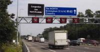 Autoroute au Royaume-Uni : la permission de circuler sur les bandes d'arrêt d'urgence pour lutter contre les émissions polluantes et les bouchons