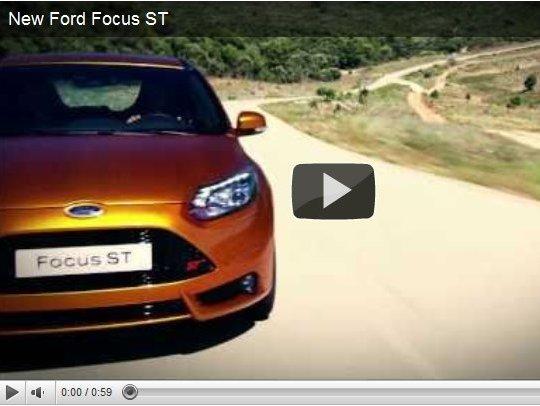[vidéo] La future Ford Focus ST en action