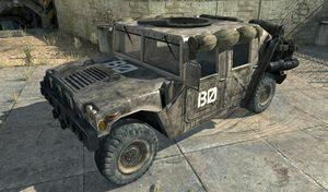 Activision gagne le droit d'utiliser le Humvee dans Call of Duty