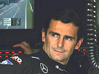 F1: De la Rosa courra au Brésil