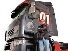 (Minuit chicanes) L'industrie du camion utilise aussi le filon de la course
