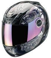 Déco Spectral pour le casque Scorpion Exo-450 Air.