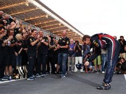 F1/GP de Corée - Vettel offre le titre à Red Bull