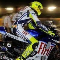 Moto GP - Test Losail D.2: Rossi et Stoner, sans grain de sable
