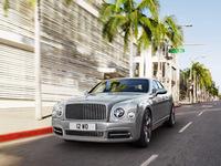Bentley : un SUV pour remplacer la Mulsanne ?