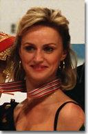 """Sophie Moniotte : """"je rêve d'une   Lamborghini Countach"""""""