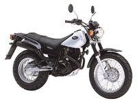 Les Yamaha TW125 et 200 au rappel : Amortisseur arrière défectueux...