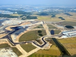 Grand Prix de Corée, le dernier né