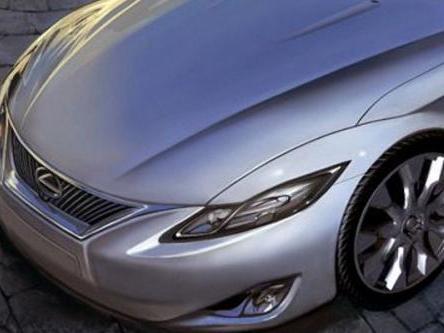 Future Lexus LC600h : elle concurrencera la Mercedes SL avec un V8 hybride
