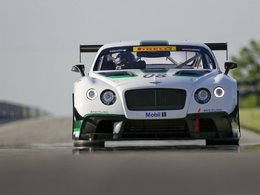 Bentley à l'assaut du Nürburgring... en 2015!