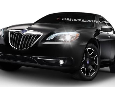 Chrysler 200C par Lancia : comme ça ?