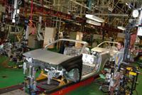 Journées portes-ouvertes à l'usine Renault de Douai