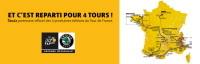 Skoda, partenaire officiel du Tour de France jusqu'en 2011