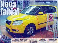 Nouvelle Skoda Fabia: ça se précise