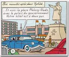 En avant l'aventure avec Tintin