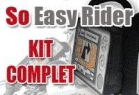 Kit GPS moto, fini de choisir.