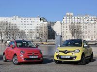 Comparatif vidéo - Fiat 500 restylée vs Renault Twingo : duel de séductrices