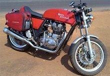 Actualité moto - Royal Enfield: La Cafe Racer 535 roule en Inde