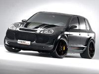 Gambella Porsche Cayenne GTS Tornado Concept