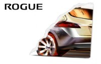 Nissan Rogue Concept : teasing !
