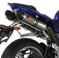 Akrapovic pour Yamaha R1: quelques précisions sur la ligne Racing...[1/2]