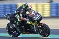 MotoGP - France J.2 : Johann Zarco tient la charge