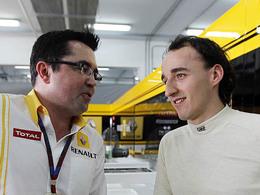 LRGP : Kubica pas encore remis, Boullier lui donne du temps