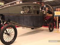 Vidéo Rétromobile 2013 - Insolite : les voitures à hélice