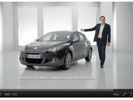 [vidéo pub] Renault tacle Opel