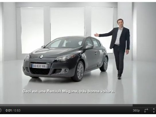 vid o pub renault tacle opel. Black Bedroom Furniture Sets. Home Design Ideas