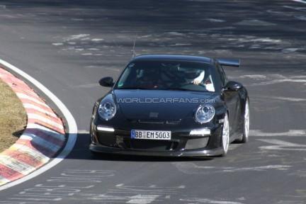 Porsche présentera sa nouvelle 911 GT3 RS à Francfort