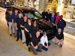 Mercedes GLS : les premiers exemplaires sortent des chaînes