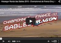 Championnat de France des Sables 2015: Hossegor en vidéo