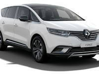 Renault Espace restylé (2020): prix à partir de 44100€