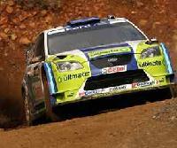 WRC Turquie: Que d'eau, que d'eau !