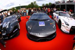 Déjà 5 marques pour le futur Championnat du Monde GT1