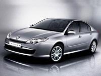 Renault Laguna: production réduite