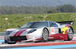 Martin et De Doncker en GT1 l'an prochain
