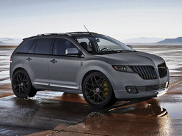 SEMA 2010 : Lincoln MKX ID Agency