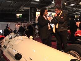 Vidéo Rétromobile 2013 - Les joyaux de chez Fiskens