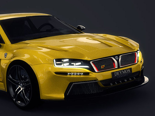 (Design) Lancia Deymos HF Integrale